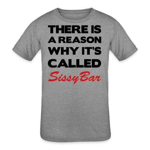 Sissybar - Kids' Tri-Blend T-Shirt