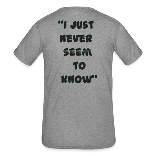 know png - Kids' Tri-Blend T-Shirt