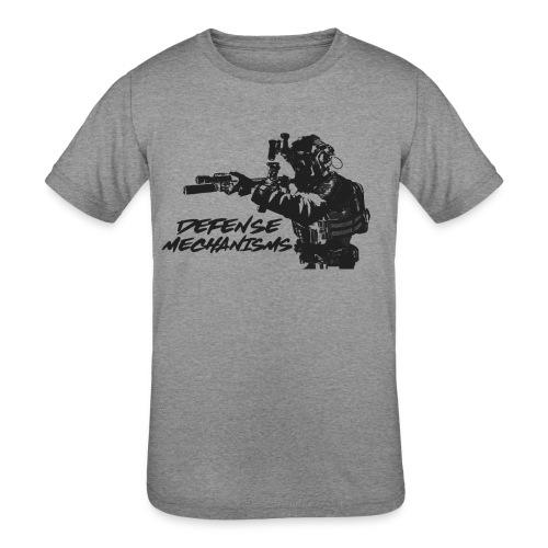 Defense Mechanisms: On Target - Kids' Tri-Blend T-Shirt