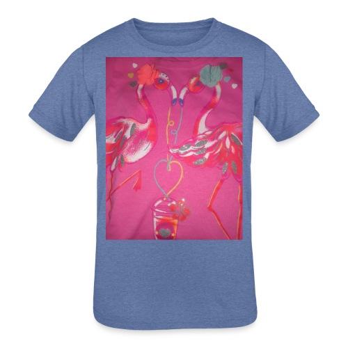 Drinks - Kids' Tri-Blend T-Shirt