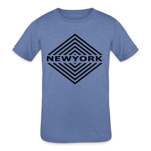 Newyork City by Design - Kids' Tri-Blend T-Shirt