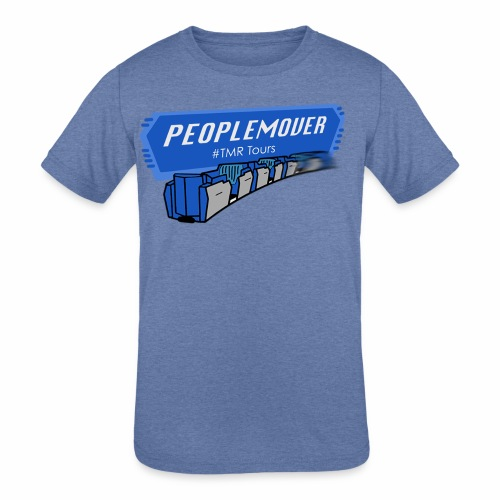 Peoplemover TMR - Kids' Tri-Blend T-Shirt
