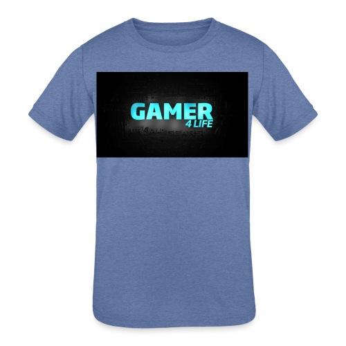 plz buy - Kids' Tri-Blend T-Shirt