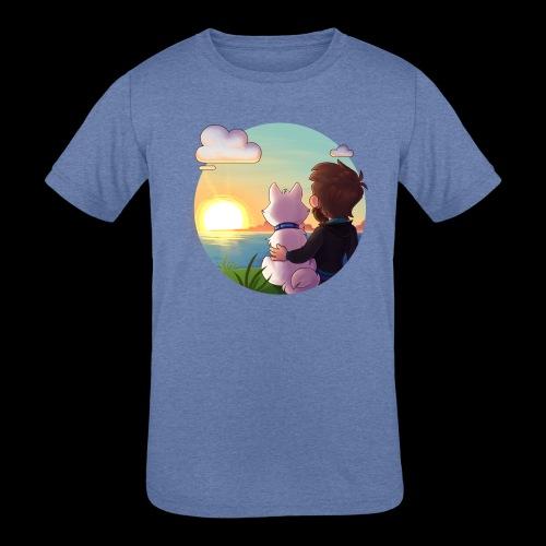 xBishop - Kids' Tri-Blend T-Shirt