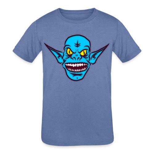 Troll - Kids' Tri-Blend T-Shirt