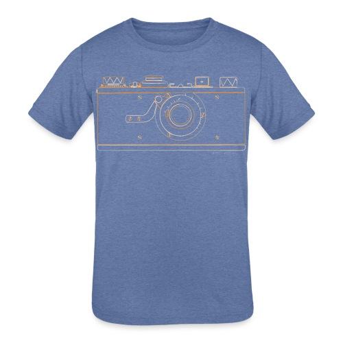 GAS - Leica M1 - Kids' Tri-Blend T-Shirt