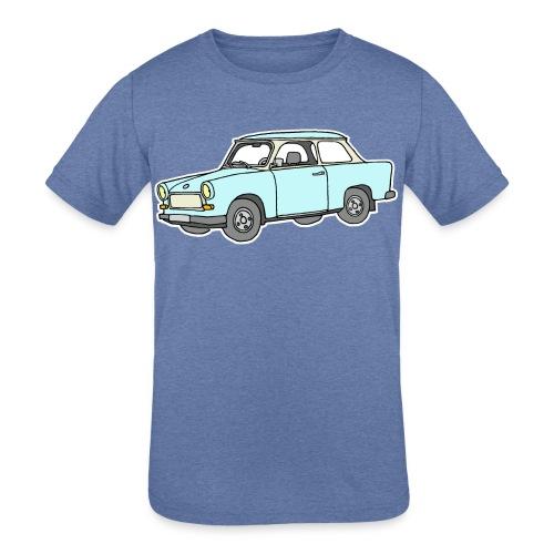 Trabant (lightblue) - Kids' Tri-Blend T-Shirt