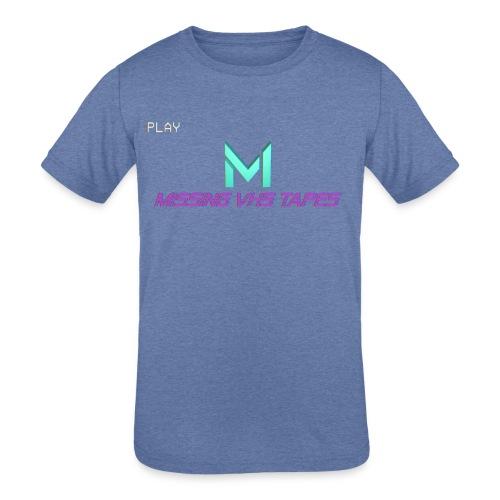 MVT updated - Kids' Tri-Blend T-Shirt
