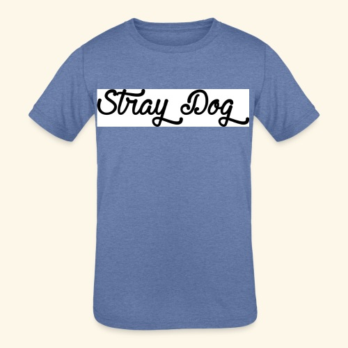 straydog - Kids' Tri-Blend T-Shirt