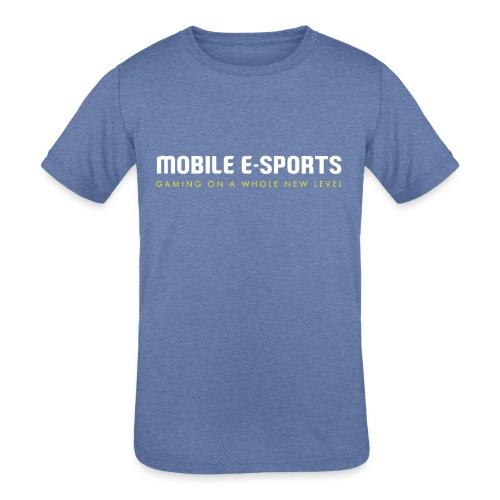 MOBILE E-SPORTS - Kids' Tri-Blend T-Shirt