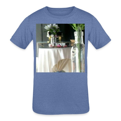 Spread the Love! - Kids' Tri-Blend T-Shirt