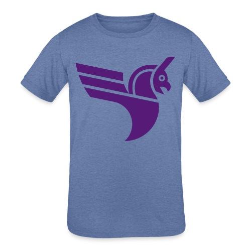 Homa - Kids' Tri-Blend T-Shirt