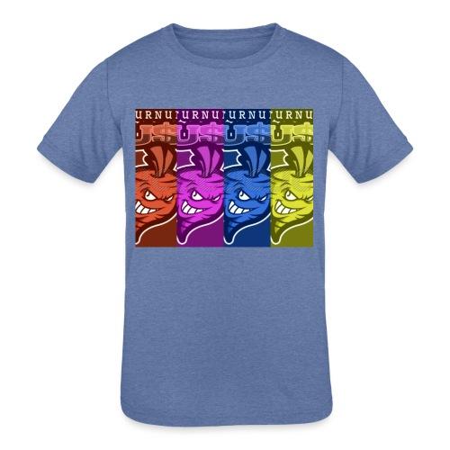 turnup juice - Kids' Tri-Blend T-Shirt