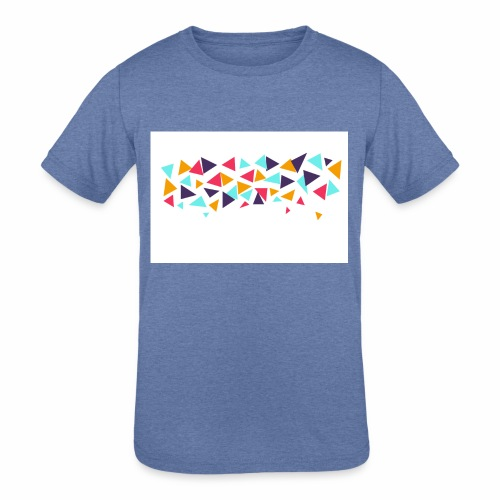 T shirt - Kids' Tri-Blend T-Shirt