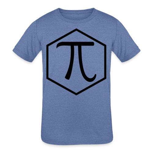 Pi - Kids' Tri-Blend T-Shirt