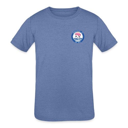 ICEBING002 - Kids' Tri-Blend T-Shirt