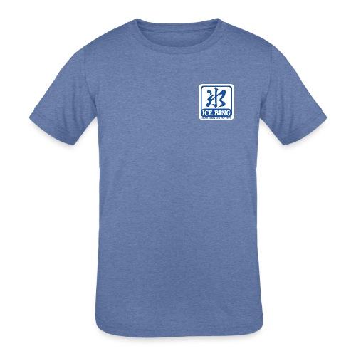 ICEBING003 - Kids' Tri-Blend T-Shirt