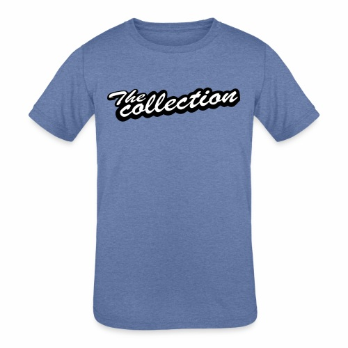 the collection - Kids' Tri-Blend T-Shirt