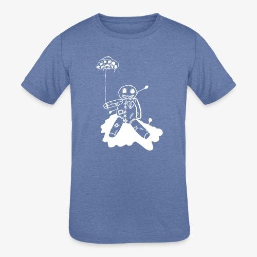 voodoo inv - Kids' Tri-Blend T-Shirt