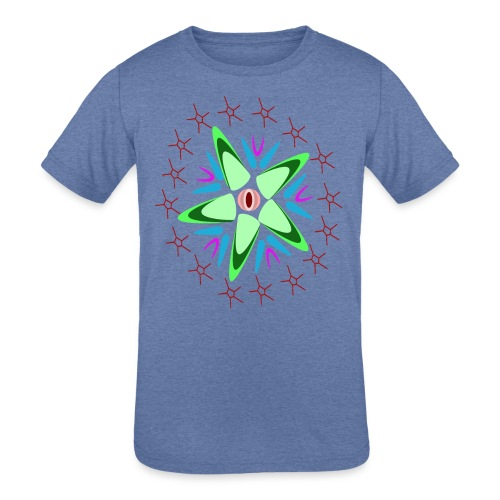 The Augustow - Kids' Tri-Blend T-Shirt