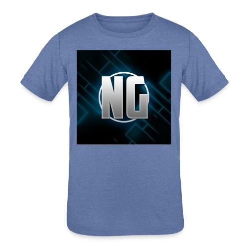 NadhirGamer Merch - Kids' Tri-Blend T-Shirt