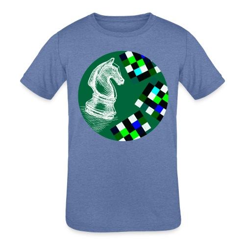 Chess Tee   Chess Jumper - Kids' Tri-Blend T-Shirt