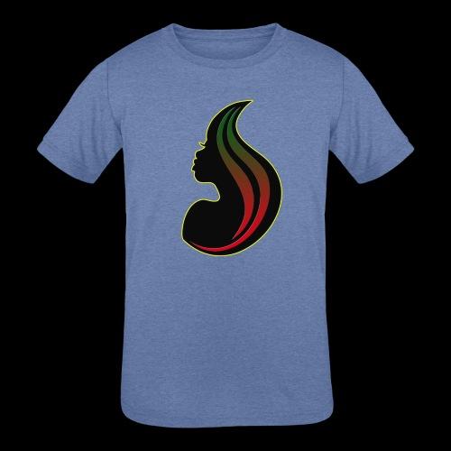 RBGgirl - Kids' Tri-Blend T-Shirt