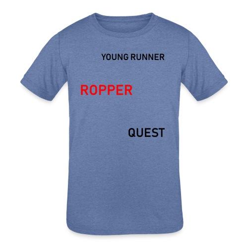 Ropper - Kid's Tri-Blend T-Shirt