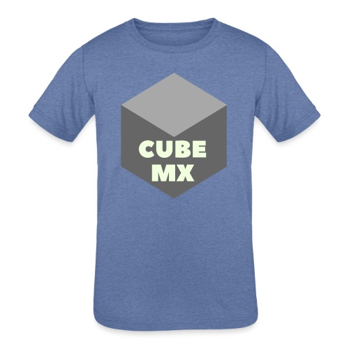 CubeMX - Kids' Tri-Blend T-Shirt