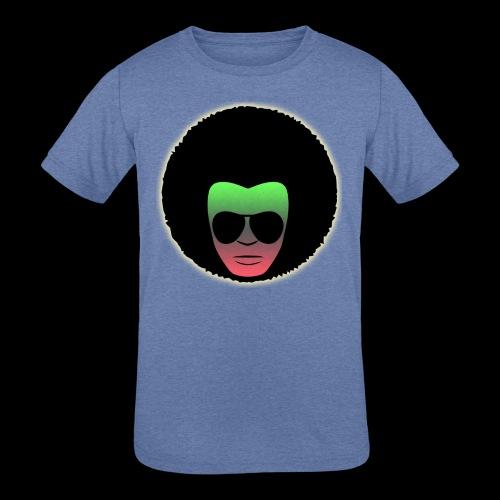 Afro Shades - Kids' Tri-Blend T-Shirt
