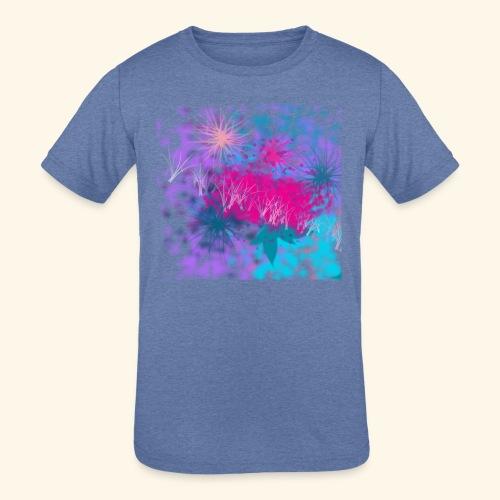 Abstract - Kids' Tri-Blend T-Shirt