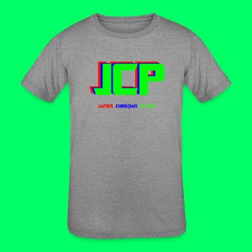 James Christian Plays! Original Set - Kids' Tri-Blend T-Shirt