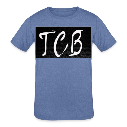The Crazy Bros flag - Kids' Tri-Blend T-Shirt