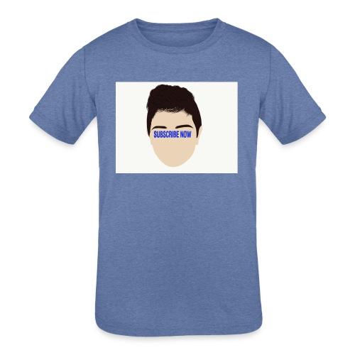 Fernando Cortez merck - Kids' Tri-Blend T-Shirt