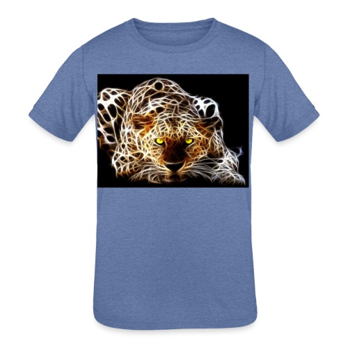 close for people and kids - Kids' Tri-Blend T-Shirt