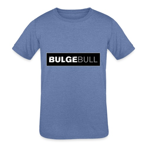 BULGEBULL TAGG - Kids' Tri-Blend T-Shirt