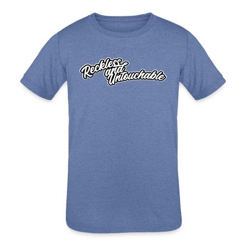 rau 01 - Kids' Tri-Blend T-Shirt