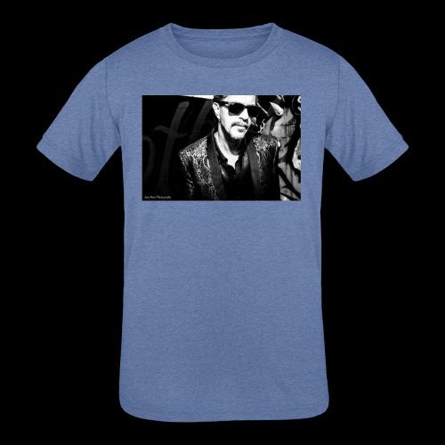 Downtown - Kids' Tri-Blend T-Shirt
