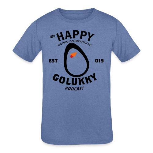 HGL newest - Kids' Tri-Blend T-Shirt