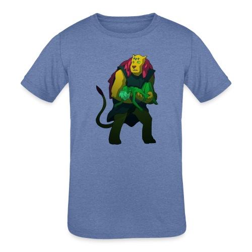 Nac And Nova - Kids' Tri-Blend T-Shirt