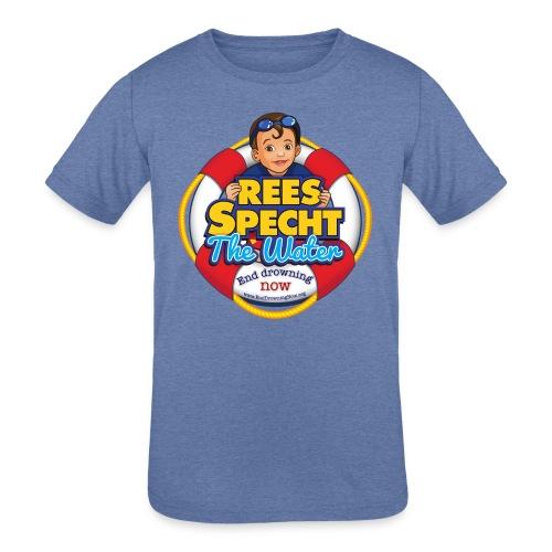 RSTWHIGH - Kids' Tri-Blend T-Shirt