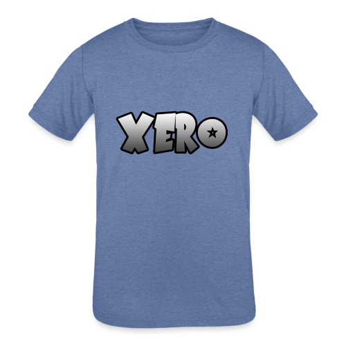 Xero (No Character) - Kids' Tri-Blend T-Shirt