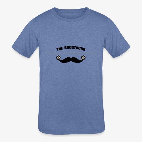 the boostage - Kids' Tri-Blend T-Shirt