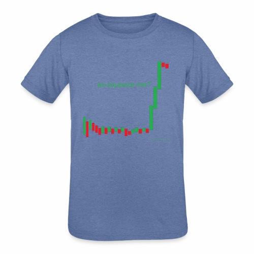 ex-squeeze me? - Kids' Tri-Blend T-Shirt