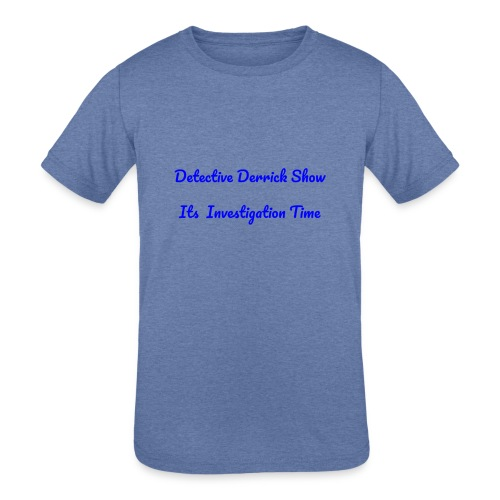 DDS - Kids' Tri-Blend T-Shirt