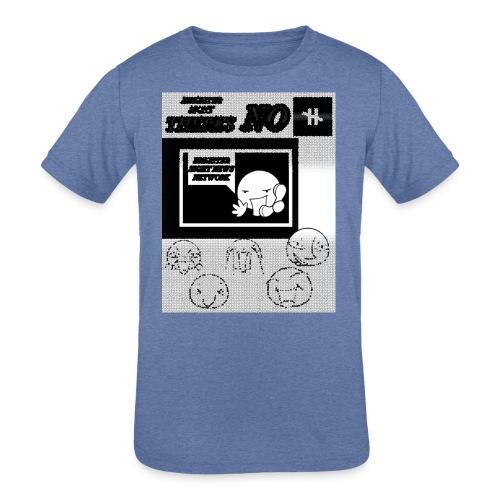 BRIGHTER SIGHT NEWS NETWORK - Kids' Tri-Blend T-Shirt