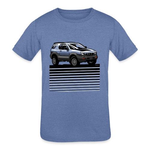 VX SUV Lines - Kids' Tri-Blend T-Shirt