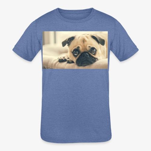Pug - Kids' Tri-Blend T-Shirt