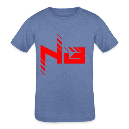 NB Awesomeness 2.0 - Kids' Tri-Blend T-Shirt