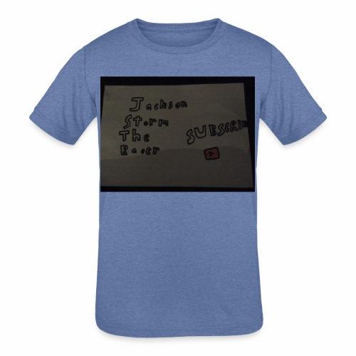 stormers merch - Kids' Tri-Blend T-Shirt